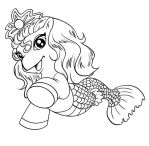 filly mermaid concept by mosuga