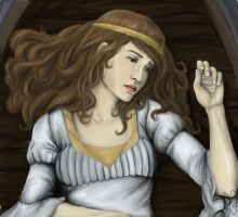 The Lady of Shalott by MelodicMadness