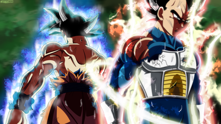 Ultra Instinct - Offence and Defence by Mitchell1406