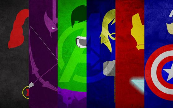 Avengers by thelincdesign