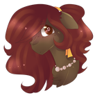 Chocolate floof by bubblerai
