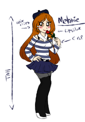 ~Melanie update ref by Nini-the-inkling