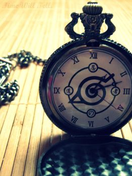 The Pocketwatch. by Diigii-Doll