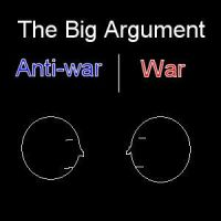 The big argument about the war by pak-9