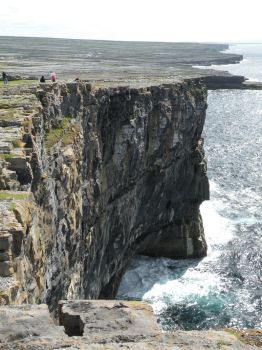 the cliffs of inishmore by Dmi3