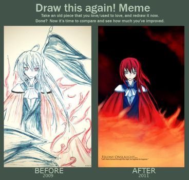Meme: Before and After by Akarix
