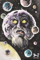Ego the Living Planet by IanJMiller