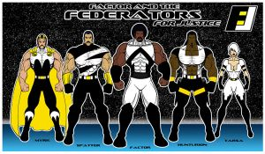 Factor and the Federators by EricLinquist