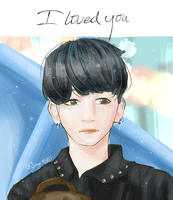 Sungjin- I loved you by Jen-senpai