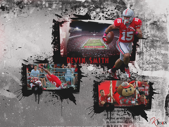 Devin Smith Wall by KevinsGraphics