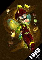 candy LUIGI by Angle-007
