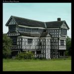 Little Moreton Hall (DSCF8421 #1b) by Chattering-Magpie