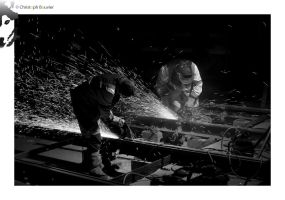 Men at work 01 by BottledLights