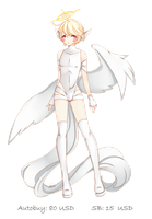 [CLOSED 48 Hour] Angeloid Adopt Auction by AJRoanoke