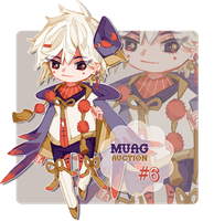 Auction : Tengu #06 [Closed] by Muagg