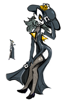 30voirs challenge day 25: Shadow Sae by Jun-Kou