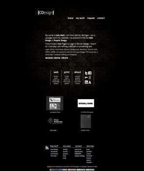 My Website Design - cdesign.tk - Portfolio by CDevelop