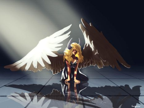 Angel by Levest