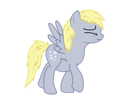 Pregnate Derpy by horserida238