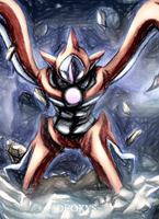 Deoxys: The Ultimate Virus