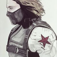 Winter Soldier by tiagoexp1