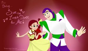 Save The Last Dance For Me by DarkmatterNova