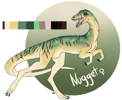 CM: Nugget [Design Commission] by kasaru2911
