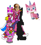 AQW Unikitty Naval Commander! by teamlpsandacnl