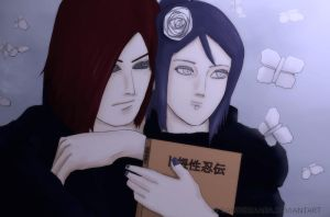 Request: Nagato - Konan 2 by bargiegaara