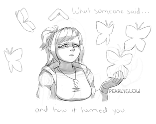 How It Harmed You by PearlyGlow