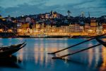 Porto at night by Stefan-Becker