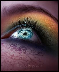 Water In My Eyes by Lilyas