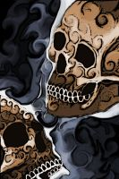 Skull-Shadows by Aether-Lupus