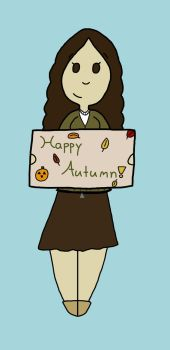 ~Happy Autumn~ by Sassafras-Tea