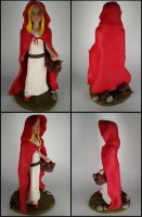 Red Riding Hood by Golab08