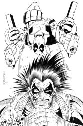 Lobo DP by victoroil