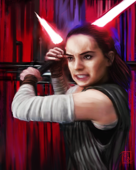 Rey practice by pluto-my-way