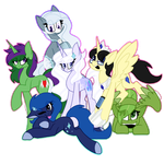 All Together Now! by SpaazleDazzle