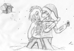 Let them go, Into the snow by lugiacollector