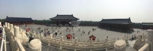3 Halls of the Temple of Heaven by CanadaCowboy