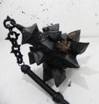 Witchking's flail by TheGoblinFactory