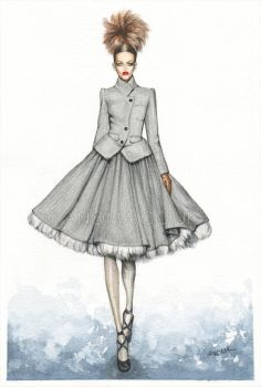 Jean Paul Gaultier Fall 2011 by anoma-co-uk