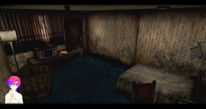 [MMD] [Silent Hill 3] Hotel room DL ~ by o-DSV-o