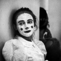 a clown by romul0