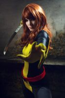 ShadowCat by Su-rine