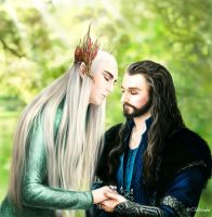 Thorinduil - Dance with me by Develv
