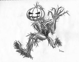 Mr. Pumpkin by dan-Es