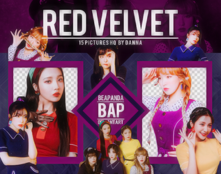 Pack Png 1169 // Red Velvet (#Cookie Jar) by BEAPANDA