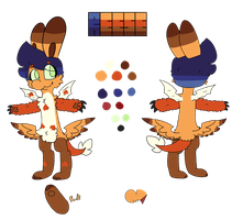 Reese Ref (June 2017) by CherryDrip