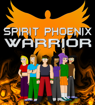 Spirit Phoenix Warrior: Season 1 Promo by Cyber-murph